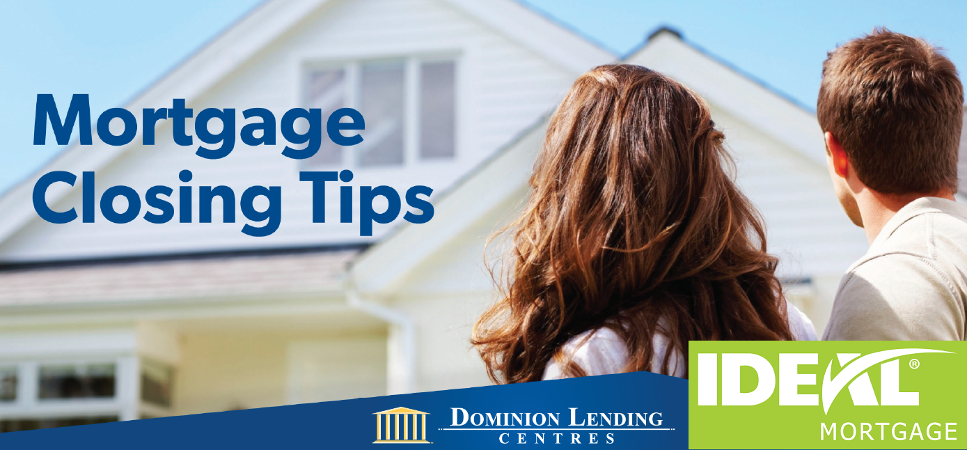 Do's and Don'ts Before Your Mortgage Funds