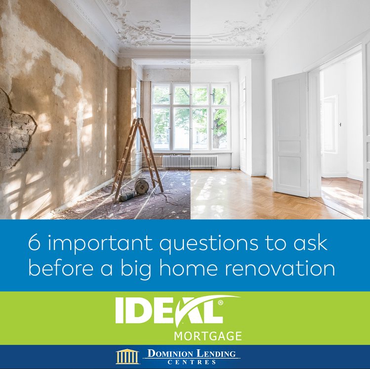 6 Important Questions to Ask Before a Big Home Renovation