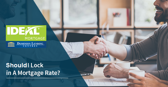 Should I Lock in A Mortgage Rate?