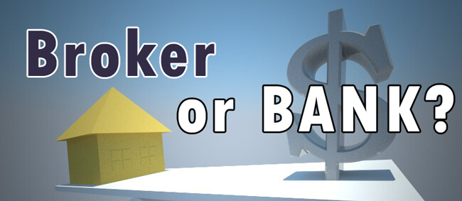 Why choose a mortgage broker over the bank?
