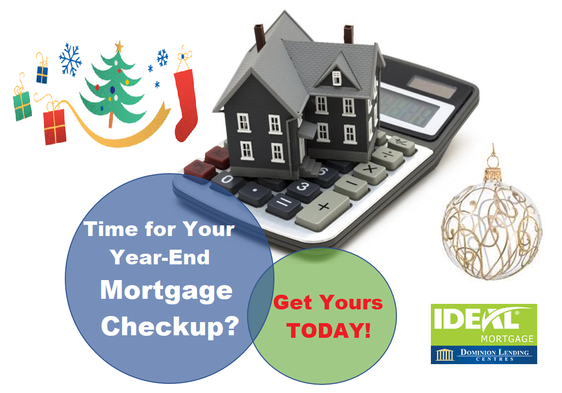 Is It Time For A Mortgage Checkup?